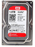 "Вінчестер 3,5"" 1Tb WD WD10EFRX SATA III 5400-7200 64Mb Caviar Red"