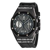 Часы Audemars Piguet Royal Oak GMT Tourbillon Concept all black. Класс: AAA