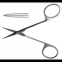 Н-41-1 Ножницы глазные остроконечные прямые, 113мм