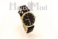 Мужские часы Часы  Rado коричневые в золотом корпусе (копия)
