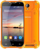 Защищенный смартфон Blackview BV5000 Sunny Orange