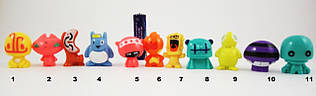 GoGo's Crazy Bones Evolution Blind Bag набор