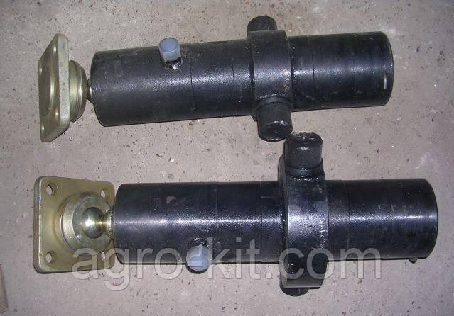 Гидроцилиндр КамАЗ-55112 3-х штоковый