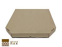 Коробка для пиццы 400*400*35 (бурая)