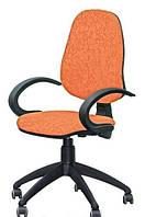 Кресло Гольф 50/АМФ-5 Розана-105 оранжевый микрофибра.