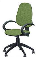 Кресло Гольф 50/АМФ-5 Розана-100 зеленый микрофибра.