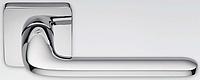Дверная ручка на раздельной розе Roboquattro S ID 51 хром Colombo