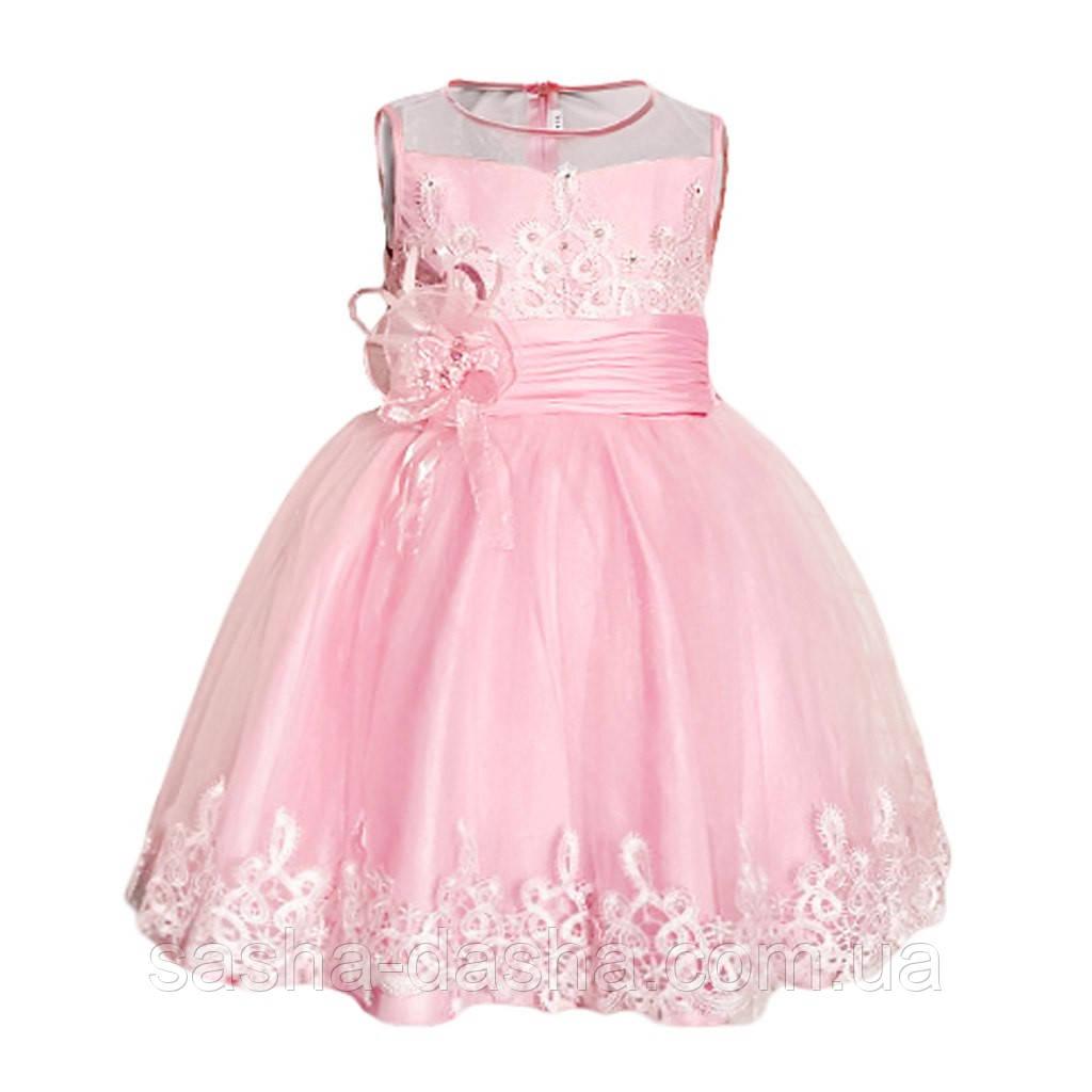 Детские платья от 600
