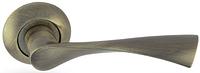 Дверная ручка на раздельной розе H-0523 AB Apecs
