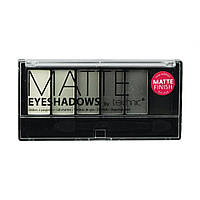 Палитра теней Technic Matte Smokey eyeshadow