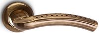 Дверная ручка на раздельной розе H-0526 AB Apecs