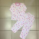 Детская одежда оптом Детская Пижама оптом р.6-7 лет, фото 2