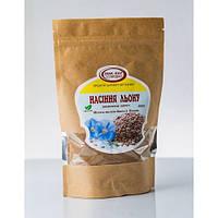 Шрот из семян льна (пакет 200 г)