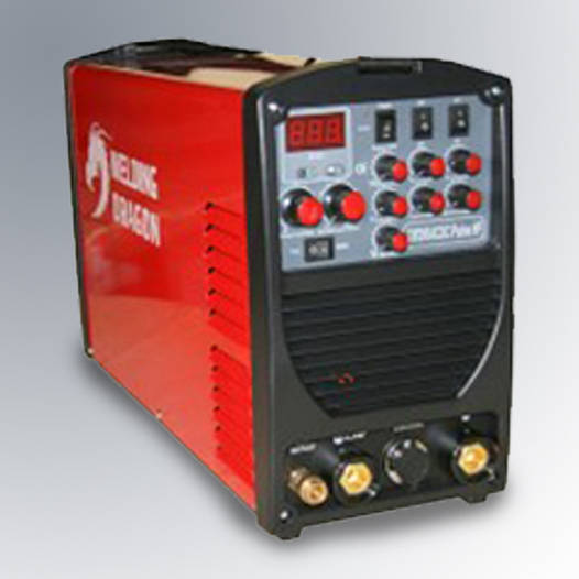 Welding Dragon ТМ 200ACDC Pulse HF для алюминия