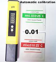 PH-метр с автоматической калибровкой PH-02 LOHAND