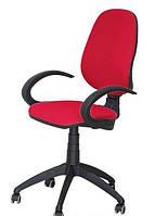 Кресло Гольф 50/АМФ-5 Ткань А-28 красный.