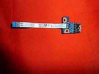 Плата HP Compaq Presario CQ56 / DA0AX1TB6E0 REV: E (шлейф переходник USB)
