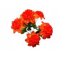 """Букет искусственных цветов """"Гортензия"""" (20 шт)"""
