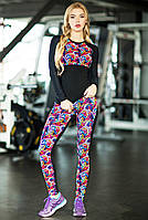 Designed For Fitness. Спортивная одежда Rainbow Rush