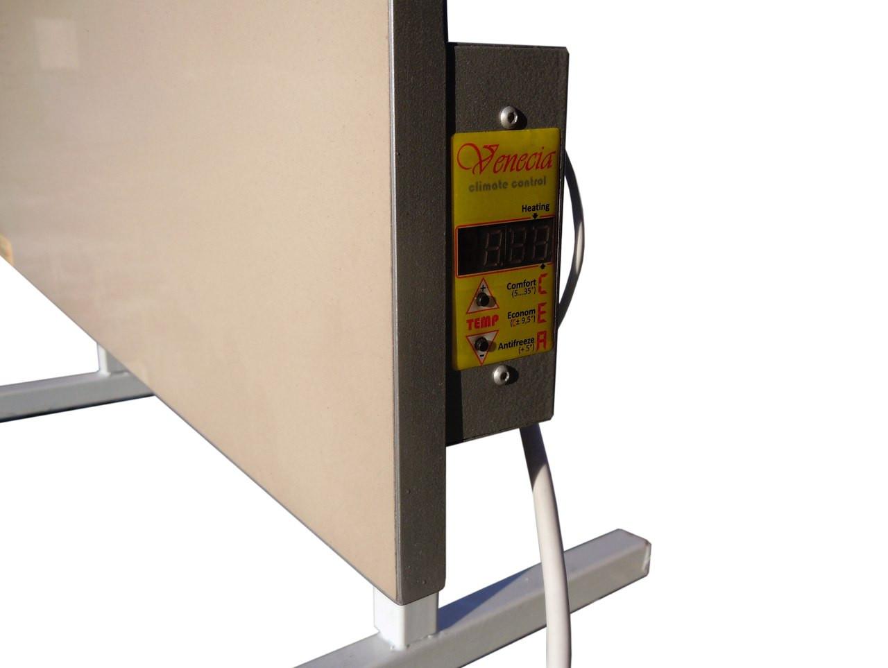 Керамический био-конвектор Венеция ПКК 700Е (60см х 60см) с встроенным терморегулятором программатором.