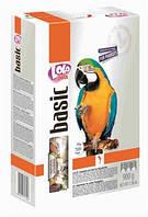 Полнорационный корм для крупных попугаев ЛолоПетс 900 г