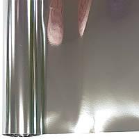 Пленка для упаковки серебристая 60 см