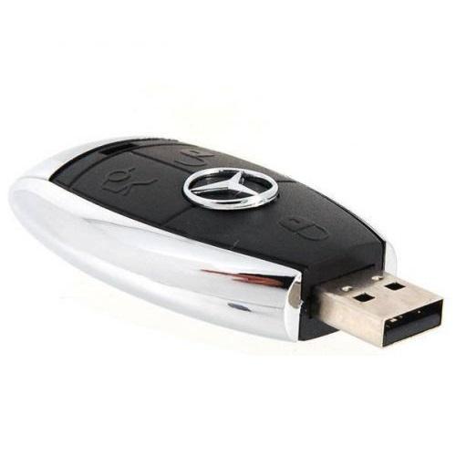 Флешка Ключ от Mercedes - Benz 8 Гб