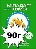 Миладар Комби, ВГ, послевсходовый гербицид на кукурузу УКРАВИТ