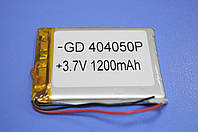 Аккумулятор Li-Ion 404050P 1200 mAh 3.7V