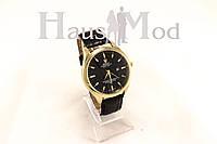 Мужские часы Часы  ROLEX   черные в бронзовом корпусе (копия)