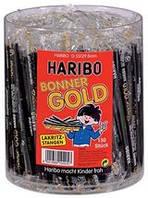 Желейные конфеты Лакричные палочки  Харибо Haribo 2700гр. 150шт.