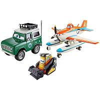 Игровой набор из 3 машинок Огонь и вода - Самолеты - Литачки, Mattel