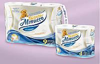 Туалетная бумага Almusso Bianco 2-слойная (9 р.)