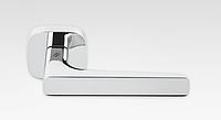 Дверная ручка на раздельной розе Spider MR 11 хром Colombo