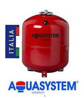 Расширительный бак для отопления Aquasystem VR 8 л (Италия) , фото 1
