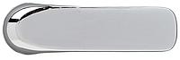 Дверная ручка на раздельной розе Horizon S/B CR хром Mariani