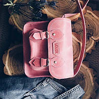 Сумочка нежно-розового цвета, фото 1