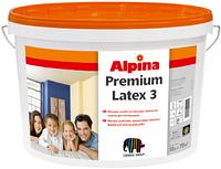 Краска Alpina EXPERT Premiumlatex 3 E.L.F., B1, 18 л.
