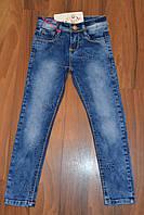 Светлые джинсы  для девочек подростков.Размеры 134-164 см.Фирма KE YI QI. Венгрия