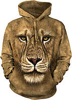 3D-толстовка THE MOUNTAIN-LION WARRIOR (унисекс)