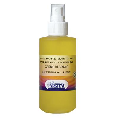 Органическое чистое базовое масло из зародышей пшеницы для лица и тела Argital