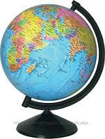 Глобус политический 160 мм на украинском языке.