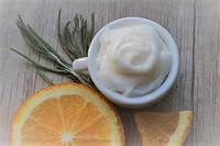 Маска для сухих и ломких волос «Апельсин-розмарин»