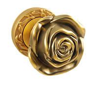 Дверная ручка на раздельной розе Knob K03 K030 85 85 мат.кофе Siba