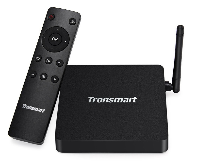 Smart TV приставка Tronsmart Vega S95X