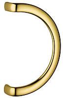 Дверная ручка скоба Logo 278 мм. LC16 HPS золото Colombo
