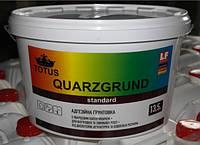 Грунтовка адгезионная ТОТUS Quarzgrund, 10 л