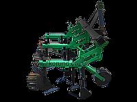 Культиватор тракторный междурядной обработки с окучниками