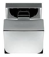 Дверная ручка на раздельной розе Square CR LC 35 хром Colombo