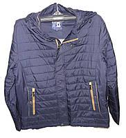 Куртка мужская SZ5616 с капюшоном батал (деми)